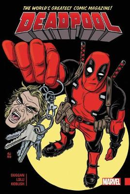 DEADPOOL: WORLDS GREATEST VOL 2