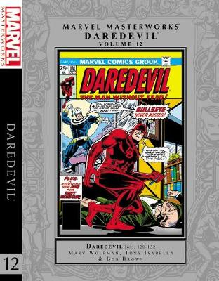 MARVEL MASTERWORKS DAREDEVIL VOL. 12