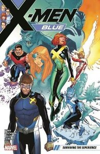 X-MEN BLUE VOL. 5
