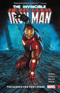 INVINCIBLE IRON MAN: SEARCH FOR TONY STA
