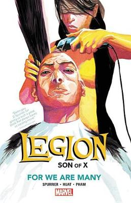 LEGION: SON OF X VOL. 4