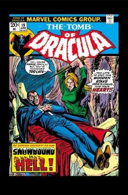 TOMB OF DRACULA: VOL.2 COMPLETE COLLECTI