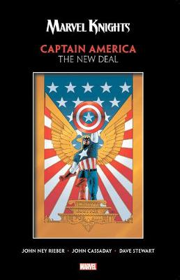 MARVEL KNIGHTS CAPTAIN AMERICA: NEW DEAL
