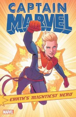 CAPTAIN MARVEL:EARTHS MIGHTIEST HERO V5