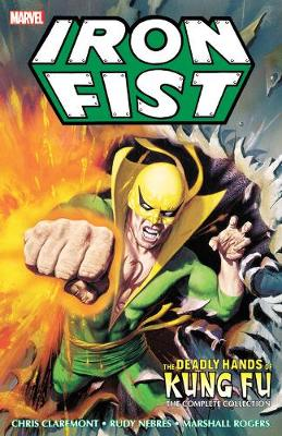 IRON FIST: DEADLY HADNS OF KUNG FU COMPL