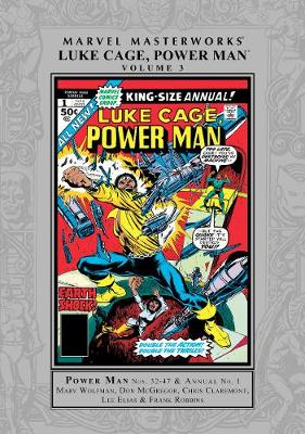 MARVEL MASTERWORKS LUKE CAGE POWER MAN V