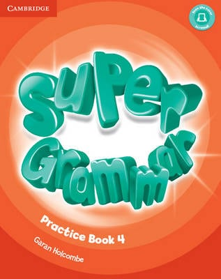 SUPER MINDS 4 SUPER GRAMMAR BOOK