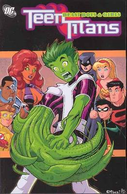 Teen Titans Beast Boys and Girls Volume 3