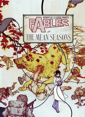 Fables The Mean Seasons Volume 5