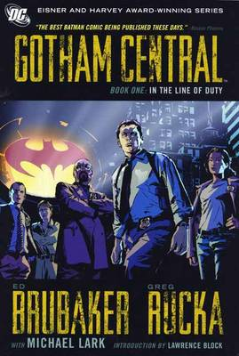 Gotham Central In the Line of Duty Volume 1