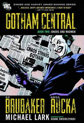 Gotham Central Jokers and Madmen