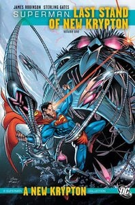 Superman Last Stand of New Krypton Volume 1