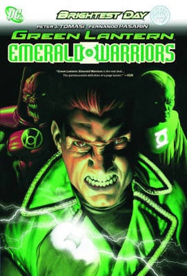 Green Lantern Emerald Warriors Vol. 1