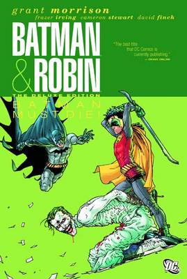 Batman & Robin Must Die!