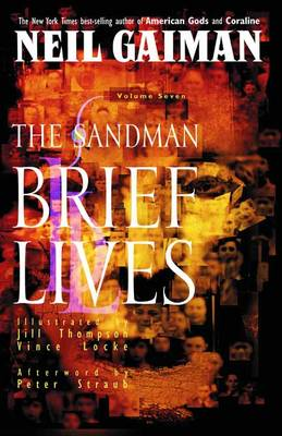 The Sandman Brief Lives Volume 7