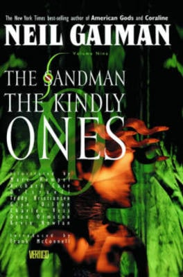 The Sandman The Kindly Ones Volume 9