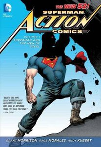Superman Action Comics Superman and the Men of Steel (The New 52) Volume 1