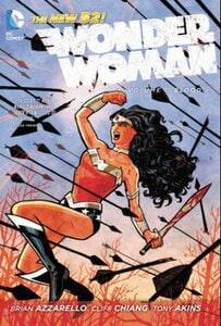 Wonder Woman Blood Volume 1