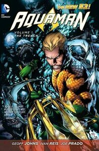 Aquaman Vol. 1: The Trench (the New 52)
