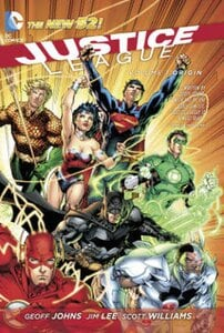 Justice League Origin (the New 52) Volume 1