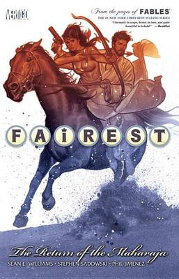 Fairest Vol. 3 Volume 3 The Return of the Maharaja