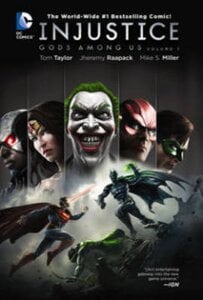 Injustice Gods Among Us Volume 1