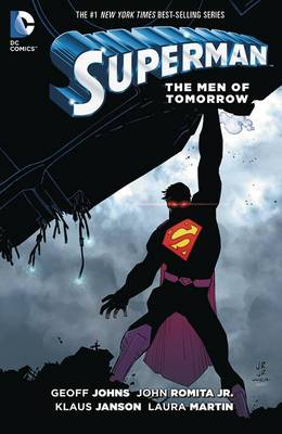SUPERMAN VOL. 6: MEN OF TOMORROW NEW 52