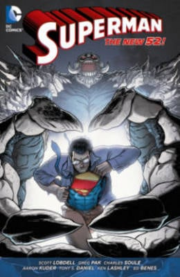 SUPERMAN: DOOMED (THE NEW 52)