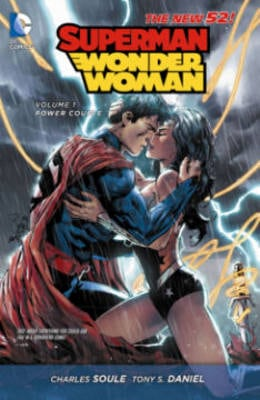 SUPERMAN/WONDER WOMAN VOL.1: POWERCOUPLE
