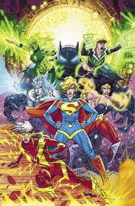 JUSTICE LEAGUE 3001 VOL. 2