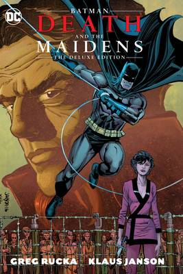BATMAN: DEATH & THE MAIDENS DLX ED