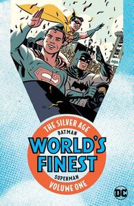 BATMAN & SUPERMAN: WORLDS FINEST - THE