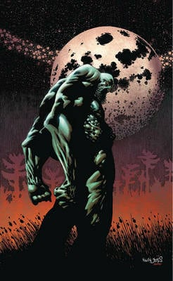 SWAMP THING: THE DEAD DONT SLEEP