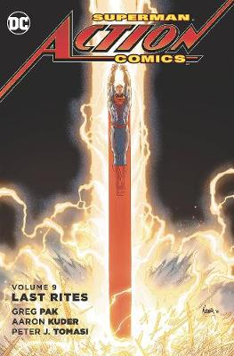 SUPERMAN-ACTION COMICS VOL. 9