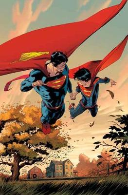 SUPERMAN VOL. 5: HOPES AND FEARS (REBIRT
