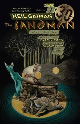 SANDMAN VOL. 3: DREAM COUNTRY 30TH ANN.E