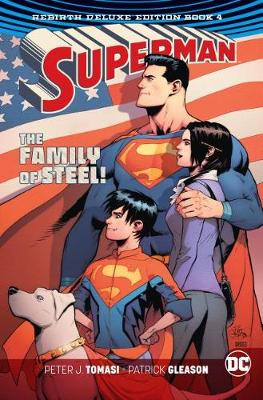 SUPERMAN: REBIRTH DLX BOOK 4