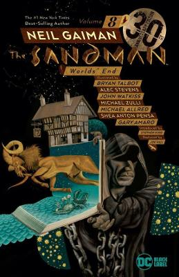 SANDMAN VOL. 8 WORLDS END ANNIV