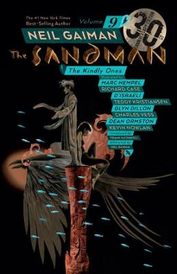 SANDMAN VOL. 9 KNDLY 30TH ANNIV