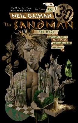 SANDMAN VOL. 10 WAKE 30TH ANNIV