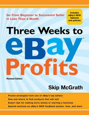 THREE WEEKS TO EBAY PROFITS, REVISE