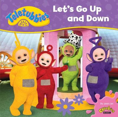 TELETUBBIES LETS GO UP & DOWN CASED BOA