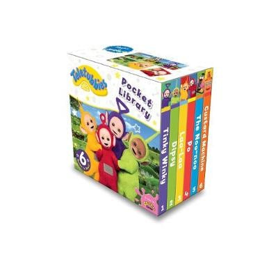 TELETUBBIES POCKET LIBRARY