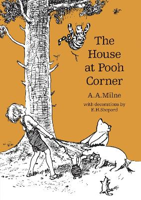 HOUSE AT POOH CORNER 90TH ANNIVERSARY ED