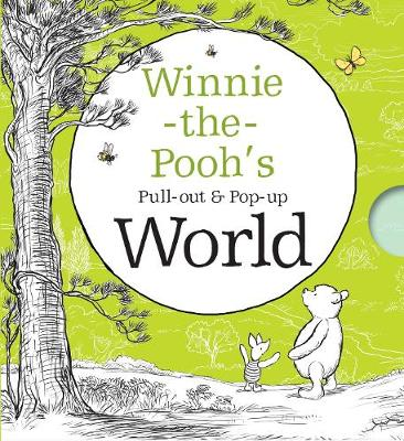 WORLD OF WINNIE THE POOH POCKET POP UP