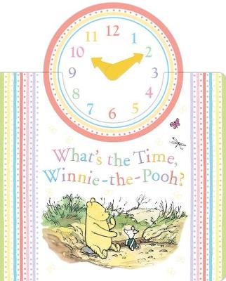 WHATS THE TIME WINNIE THE POOHx