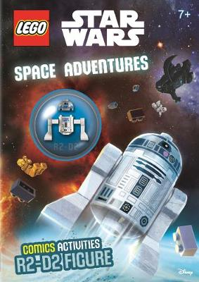 LEGO STAR WARS ACTIVITY BOOK WITH R2D2 M