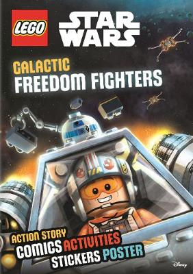 LEGO STAR WARS: GALACTIC FREEDOM FIGHTER