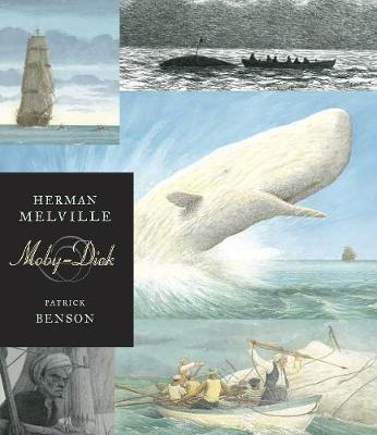 Moby-Dick Walker Illustrated Classics