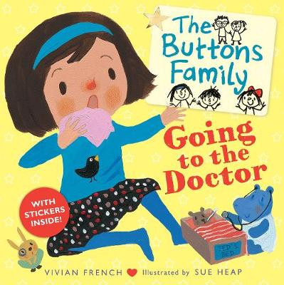 BUTTONS FAMILY: GOING TO THE DOCTOR